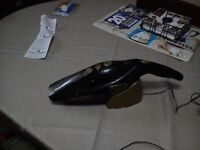 black n decker hand held vacuum