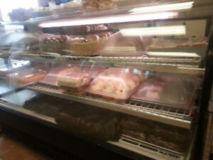 Refrigerated Pastry case for sale