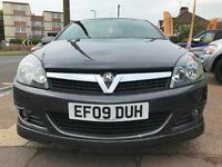 2009 09 VAUXHALL ASTRA 1.8 COUPE AUTO GOOD AND BAD CREDIT CAR FINANCE AVAILABLE