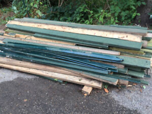 2X4 AND T-POSTS