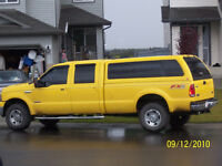 2005 Ford F-350 with optional Boss Snow Plow