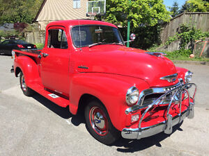 1954 Chevrolet 3100 Truck classic