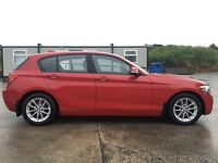 2012 BMW 1 Series 116i Turbo **ONLY 43k MILES** FULL MOT