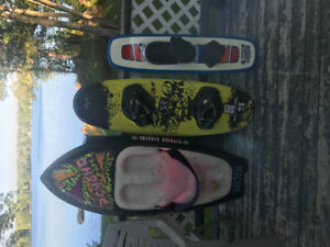 Wanted large wakeboard