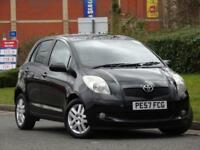 Toyota Yaris 1.3 VVT-i TR 2007 + 1 F/OWNER + 9 TOYOTA SERVICE STAMPS