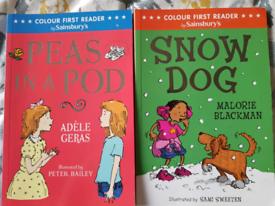 Childrens books x 2