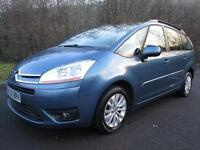 09/59 CITROEN C4 GRAND PICASSO 1.6 VTR+ SEM-AUTO 7 SEATER WITH ONLY 49,000 MILES