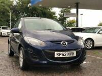 2012 Mazda 2 1.5 TS2 ACTIVEMATIC 5d 101 BHP Hatchback Petrol Automatic