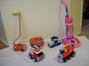 Fire Truck/Police Car/Push Toy/Large Horse+ More* SEE EACH PRICE