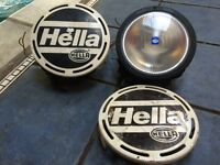 Hella spot car /jeep lamps