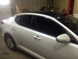 Tint works ( auto window tinting ) week special