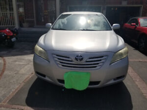 2007 Toyota Camry In Silver Color