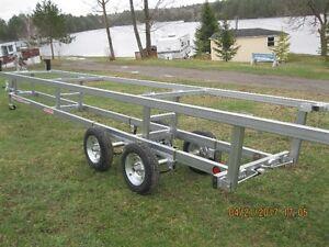 24 ft pontoon trailer rental