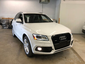 2015 Audi Q5 2.0T Technik Quattro 8sp Tiptronic | LOW MILEAGE