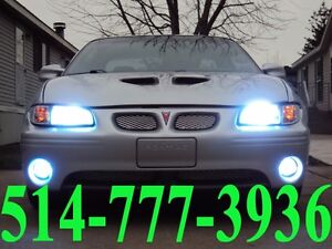 PONTIAC KIT HID XENON CONVERSION HEADLIGHTS INSTALLATION