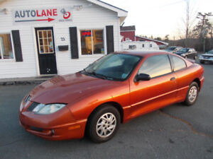 2005 Pontiac Sunfire Coupe Very solid Only 151KM $2495 New MVI