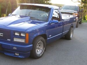1989 GMC SS Long box 454 - 30 over 485 hp