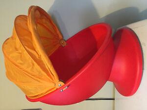 IKEA Kids Swivel Armchair