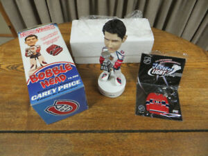 BOBBLE HEAD DOLL CARY PRICE CANADIENS DE MONTRÉAL HOCKEY