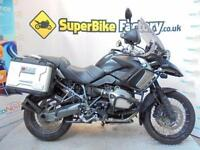 2012 62 BMW R1200GS ADVENTURE TRIPLE BLACK