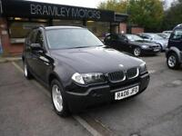 2006 BMW X3 2.0D SE * DIESEL 4X4 * FULL SERVICE HISTORY