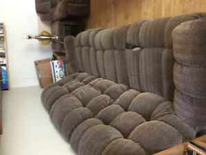 Couch, long,  good condition, vintage