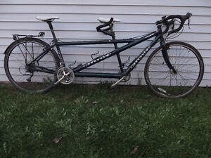 Tandem Cannondale RT1000
