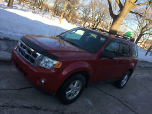 Ford Escape 2009 XLS