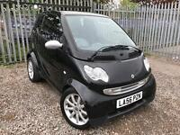 Smart City Coupe Passion Softouch (61Bhp) Coupe 0.7 Automatic Petrol