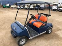 2001 Club Car DS Electric Golf Cart Saskatoon Saskatchewan Preview