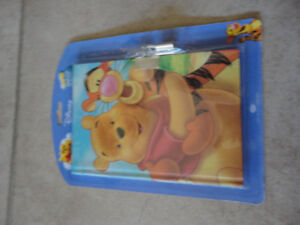 Disney Winnie the Pooh journal diary with lock and key - New