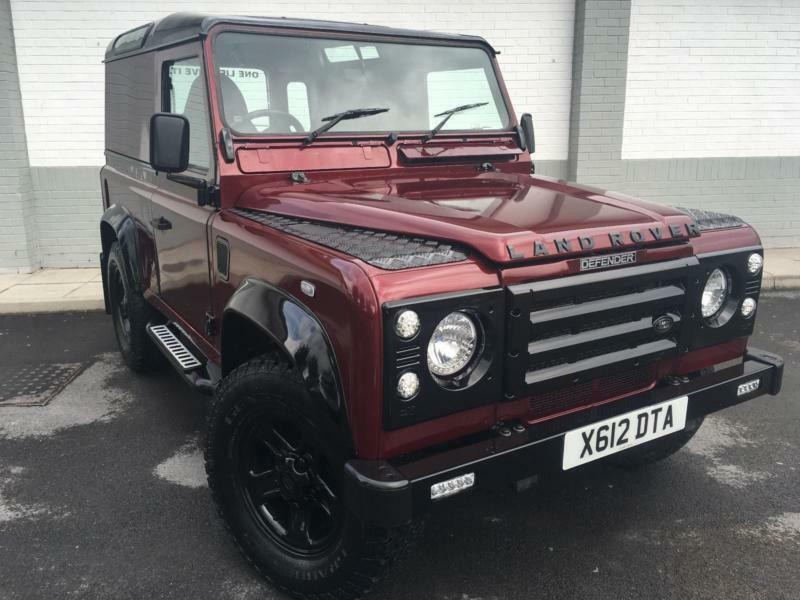 2000 x land rover 90 defender 2 5 td5 county pack total. Black Bedroom Furniture Sets. Home Design Ideas