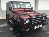 2000 X Land Rover 90 Defender 2.5 Td5 COUNTY PACK / TOTAL REBUILD