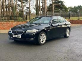 image for 2012 BMW 5 Series 520d SE Saloon Diesel Manual