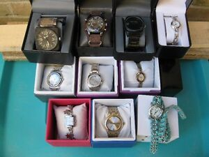 LARGE  ASSORTMENT  OF  WRIST  WATCHES