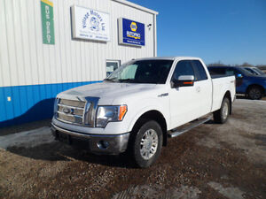 2010 Ford F-150 Supercab Lariat 4X4