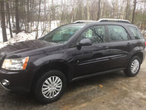 2007 Pontiac Torrent LS SUV, ready for safety, $2600 firm