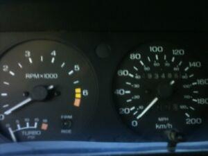 1988 T-bird Turbo Coupe & 87 parts car Regina Regina Area image 10