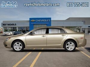 2012 Chevrolet Malibu LT  - Certified - $99.97 B/W - Low Mileage