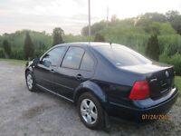 2003 Volkswagen Jetta Sedan TDI