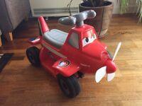 6 volt Aeroplane Quad Ride-On Vehicle