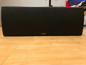Polk Audio CS2 Series II Center Channel Speaker
