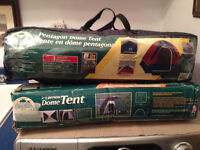 3 person Dome Tent $50.00 each