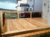 Decks / Fences / Sheds