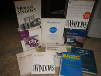 Windows 3.0/3.1 Operating System and Programs