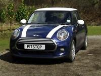 Mini Hatch Cooper 1.5 3dr PETROL MANUAL 2014/14