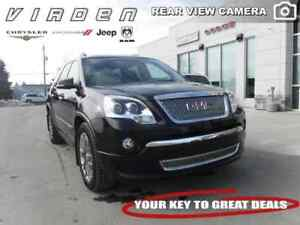 2012 GMC Acadia Denali AWD **SUNROOF!! LEATHER SEATS!!**