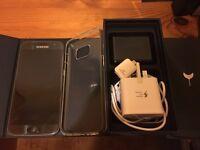 Samsung Galaxy S7 UNLOCKED 32GB Onyx Black (like new)