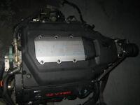 01 03 ACURA TL CL 3.2L V6 J32A TYPE-S VTEC ENGINE A/T JDM J32A