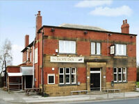 PUB OPERATOR REQUIRED FOR THE HOPE INN, BARNSLEY